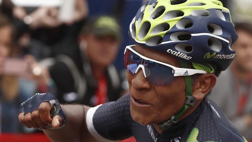 Ciclismo, Quintana padrone della Vuelta
