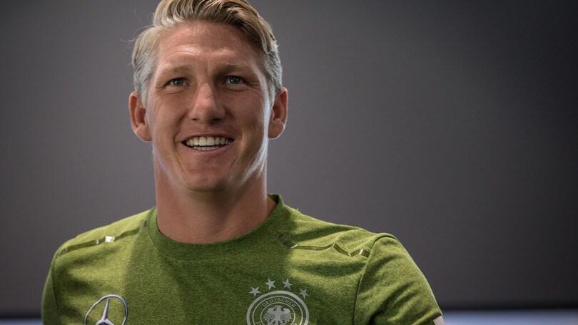 Dall'Inghilterra, Schweinsteiger: «Non voglio andare via dallo United»