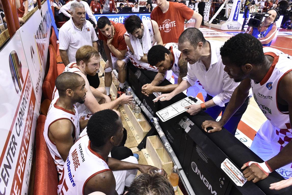 Basket Serie A, Pistoia vince e convince