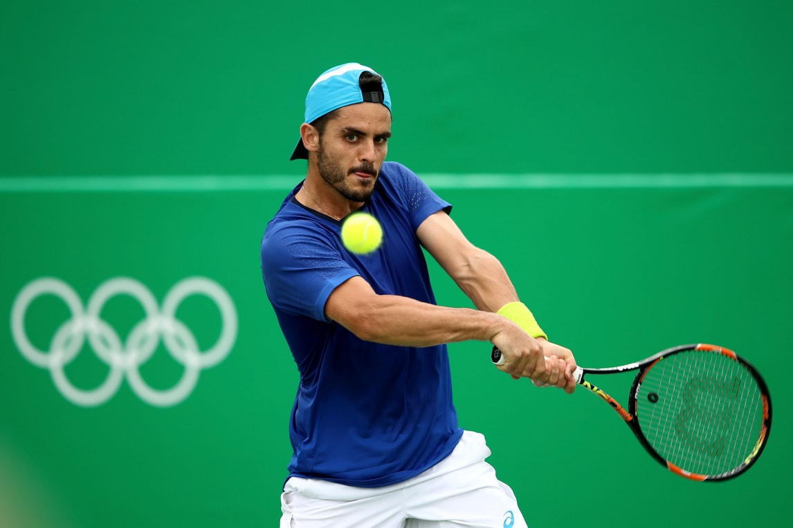 Tennis, Us Open: Fabbiano sconfitto in 4 set
