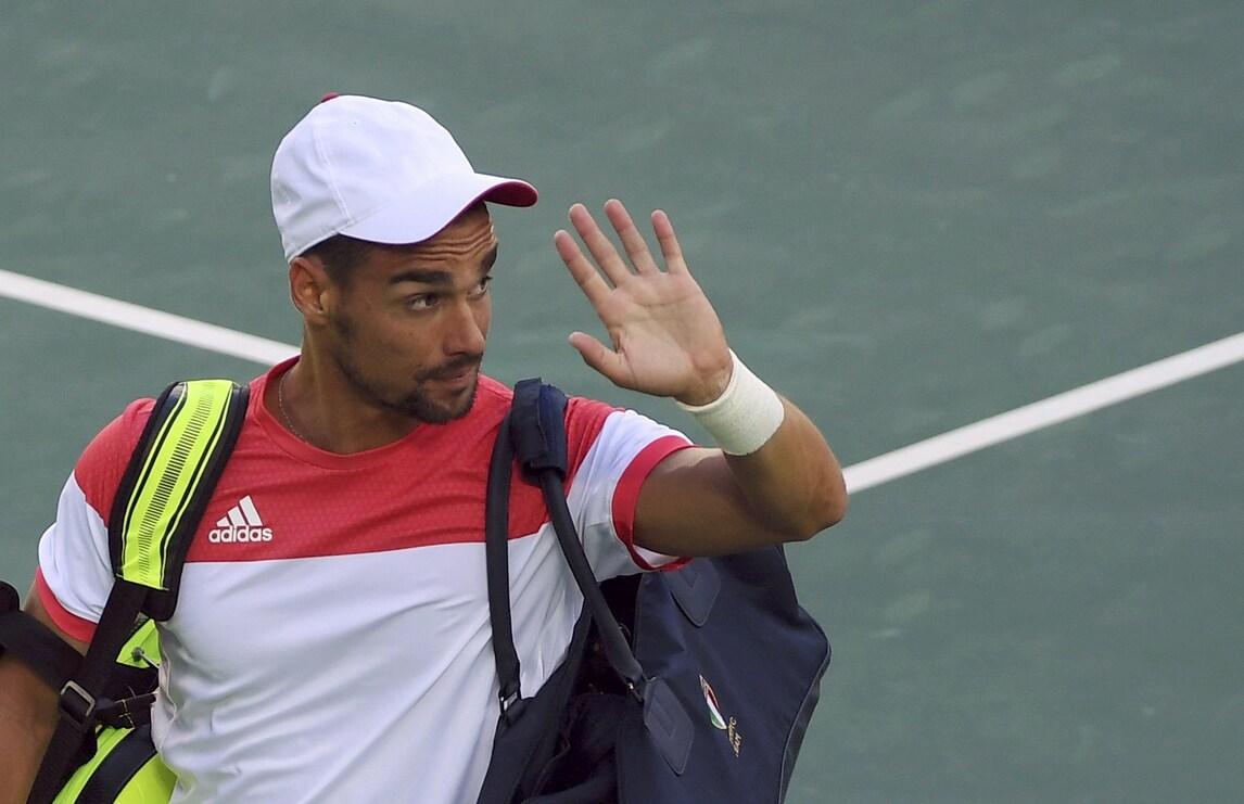 Tennis, Us Open: Fognini ok, con Ferrer vittoria a 2,85