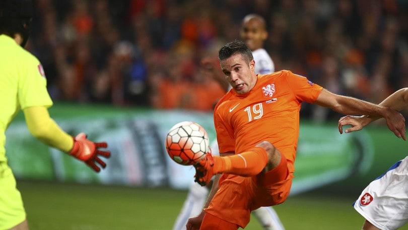 Amichevoli: Olanda-Grecia, Oranje avanti a 1,59