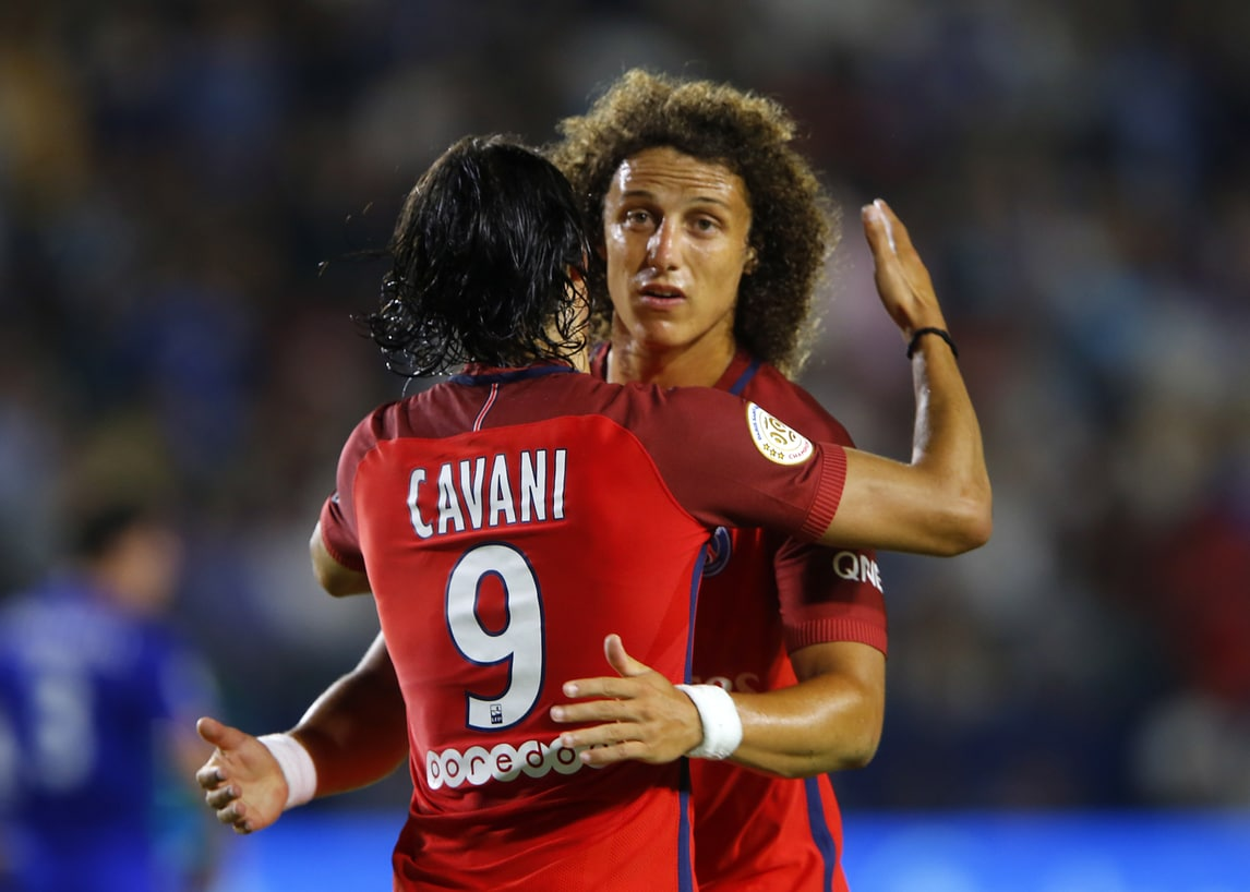 «Il Chelsea riabbraccia David Luiz: 35 milioni al Psg»