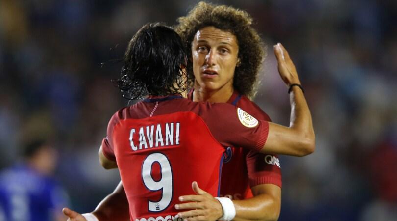Ufficiale, il Chelsea riabbraccia David Luiz: 35 milioni al Psg
