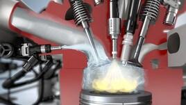 Bosch, consumi giù con l'iniezione ad acqua