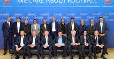 Allegri all'Elite Club Coaches dell'Uefa