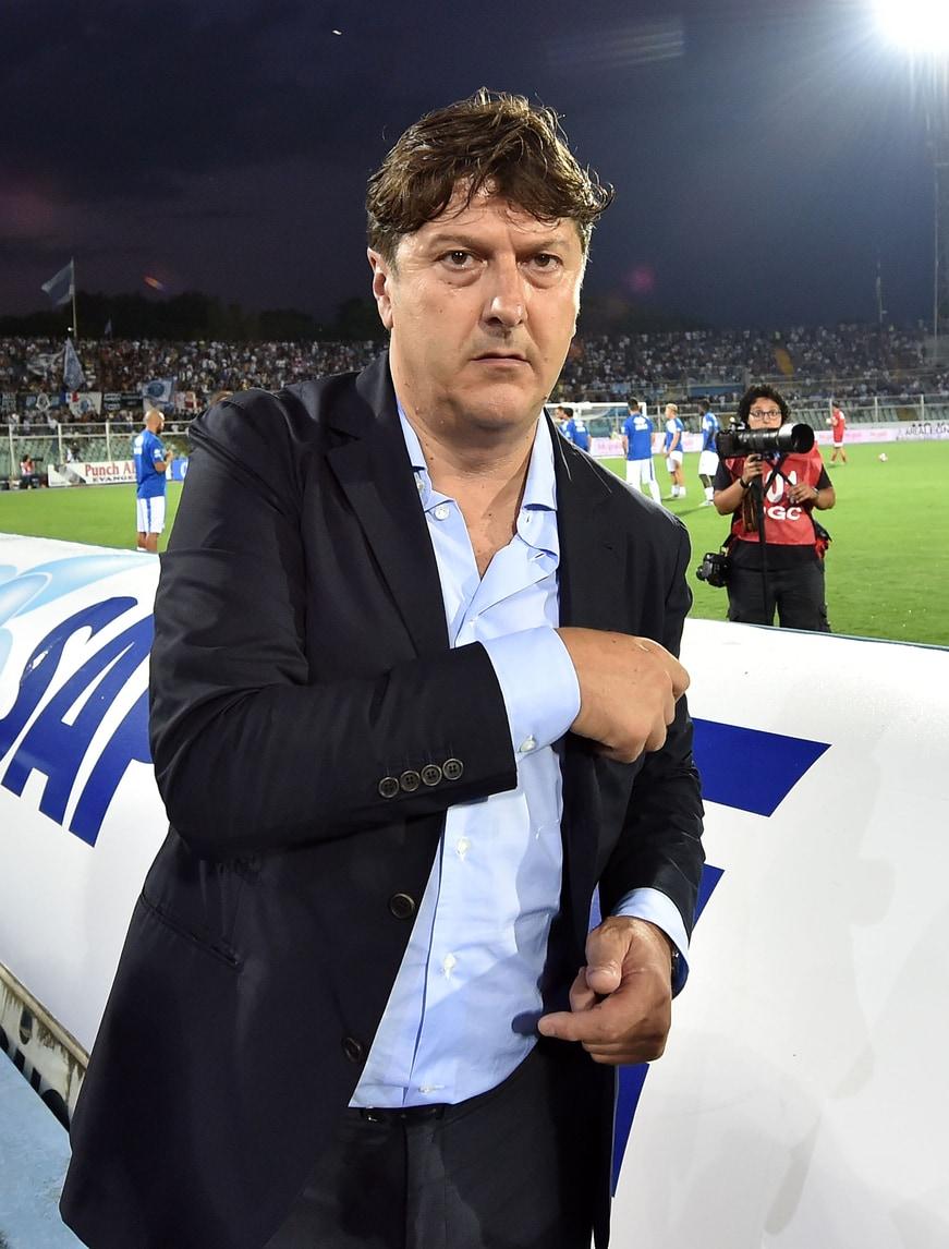 Calciomercato Pescara, Sebastiani: «Non prendiamo Stendardo»