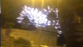 Nizza, Balotelli scherza subito con i fuochi d'artificio: «Merci»