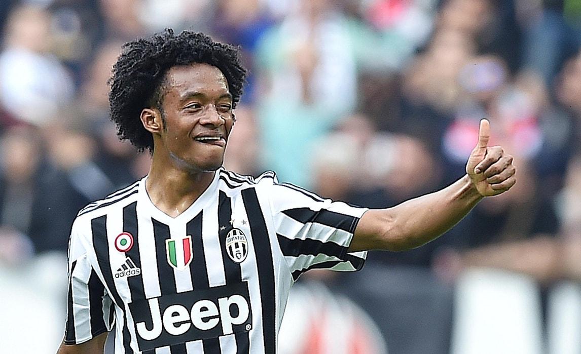 Serie A, Cuadrado è felice: «Ho fatto di tutto per tornare alla Juventus»