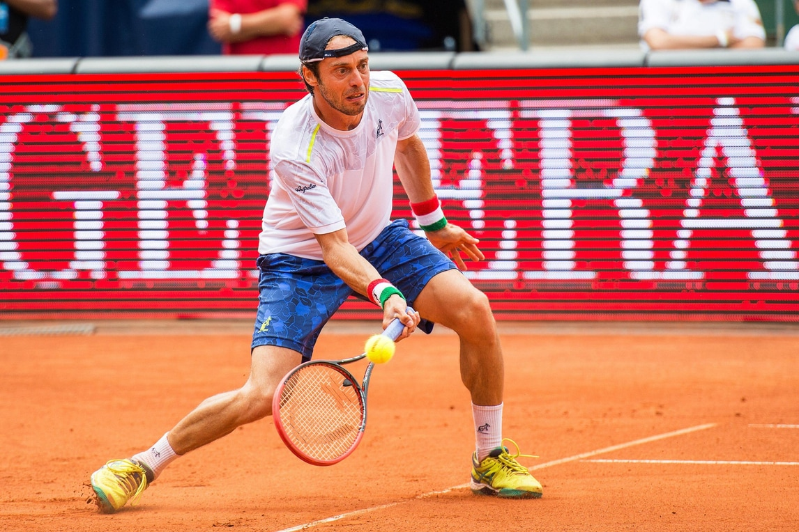 Tennis, Us Open: quota dura per Lorenzi contro Simon