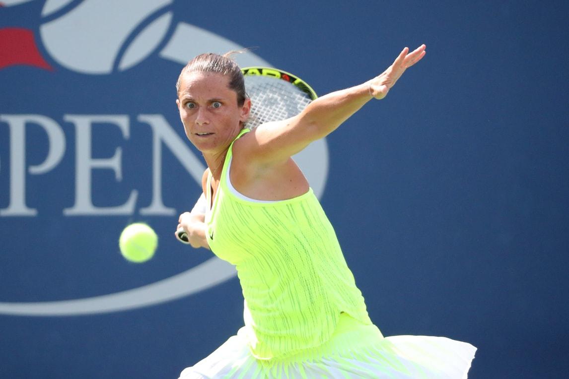 Tennis, Us Open: Roberta Vinci avanti con la Witthoeft