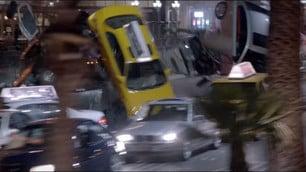 Jason Bourne, le auto distrutte: foto