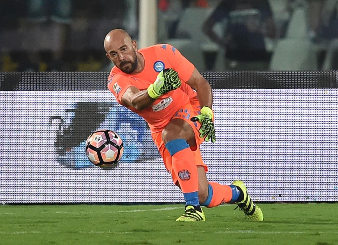 Napoli, Reina: «Higuain alla Juventus come Figo al Real Madrid»