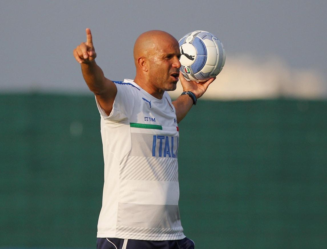 Italia Under 21, Di Biagio: «Puntiamo alla vittoria e a Euro 2017»