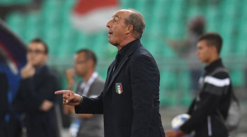 Italia, Ventura: «Soddisfatto, non potevo pretendere di più»