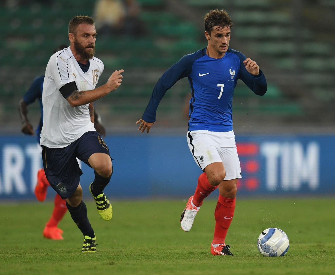 Italia, per Ventura altri problemi: De Rossi e Barzagli ko