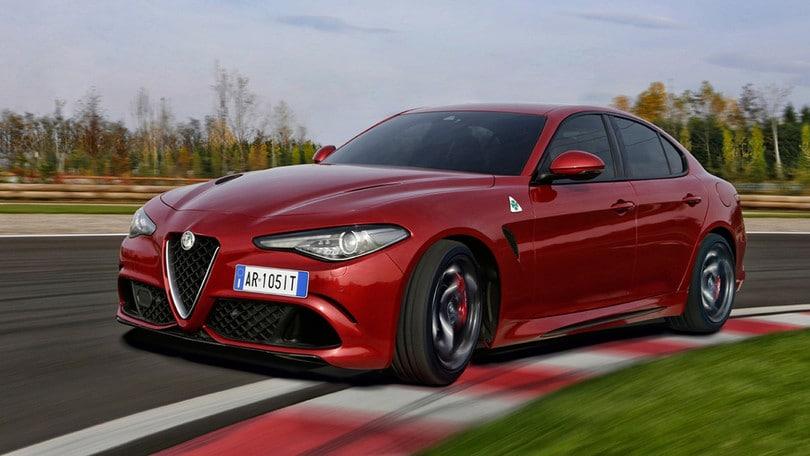 Alfa Romeo Giulia Quadrifoglio, arriva il cambio automatico