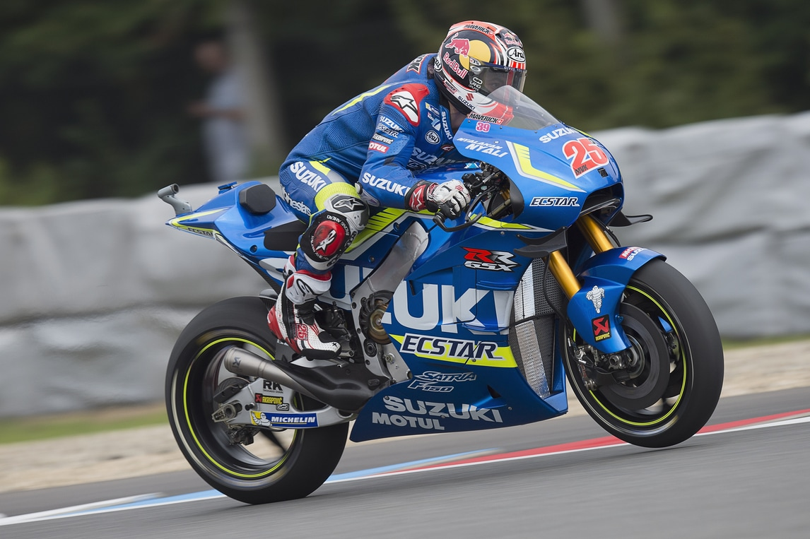 MotoGp Silverstone: Viñales al comando, Rossi quarto