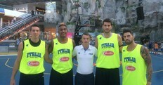 Europei Basket3x3 a Bucarest, oggi In campo l'Italia