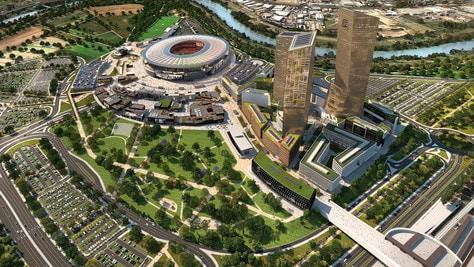Berdini avvisa la Roma: «Stadio sì, grattacieli no»