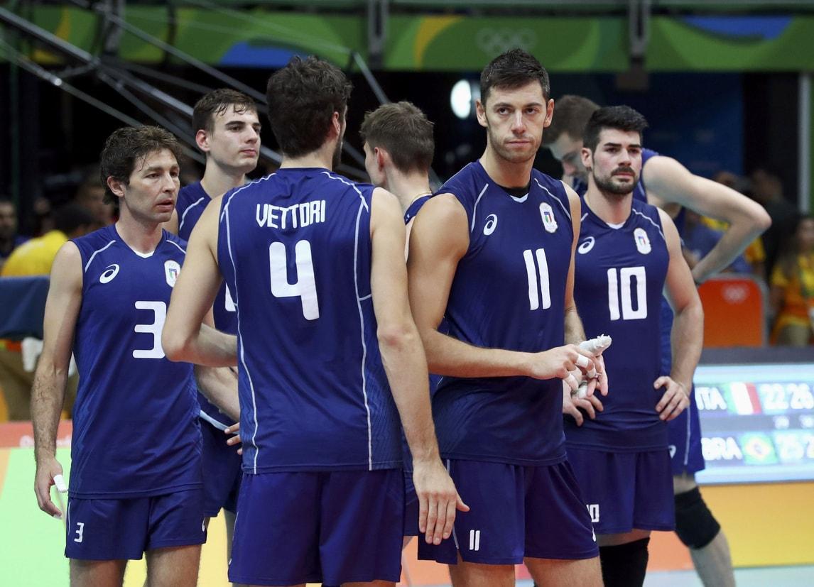 Volley: La nazionale domani ospite al Forum Ambrosetti