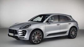 Porsche Macan Turbo Performance: foto