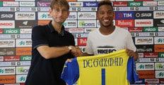 Calciomercato Chievo, De Guzman: «Numero 1? Lo scelse anche Davids»