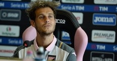 Calciomercato, Diamanti: «Al Palermo con tanto entusiasmo»