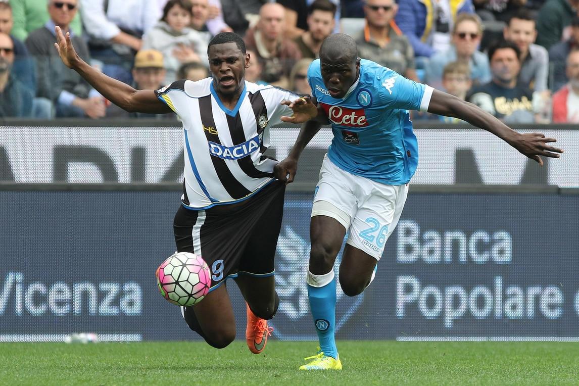 Serie A, Koulibaly: «Sto bene a Napoli. Ho deciso io di restare»