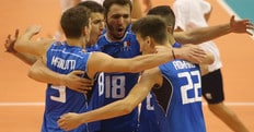 Volley: Europei Under 20, esordio vincente per l'Italia di Totire