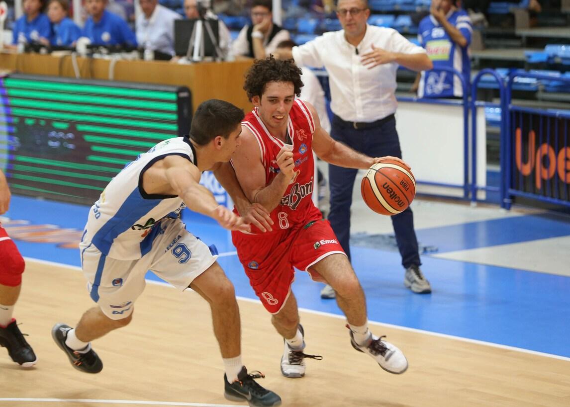 Basket Serie A, Reggio perde Della Valle?