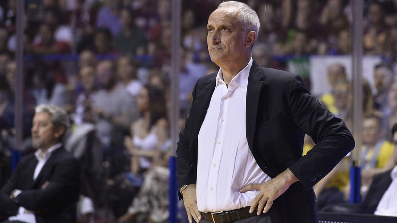 Cantù, Cesare Pancotto è il nuovo allenatore