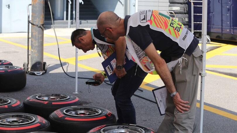 F1, Mercedes e Ferrari in pista per i test con le Pirelli 2017
