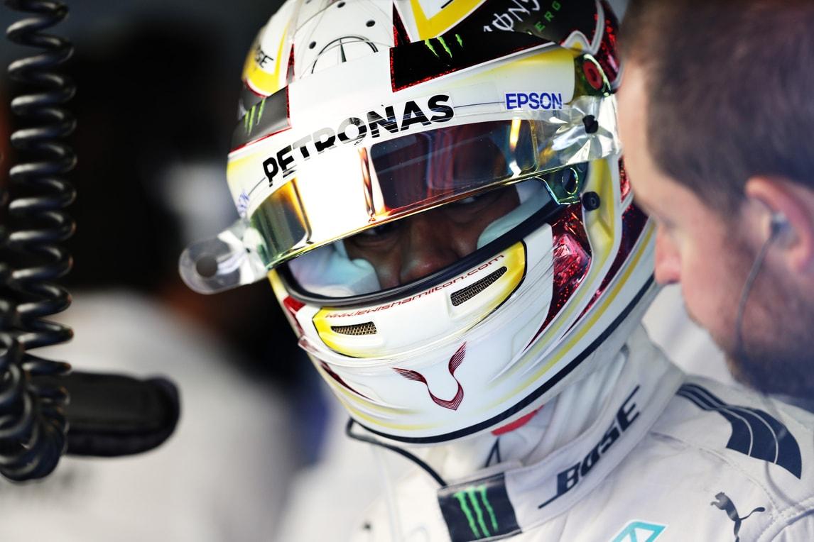 F1 Gp d'Italia: ancora Mercedes nelle terze libere, le Ferrari inseguono