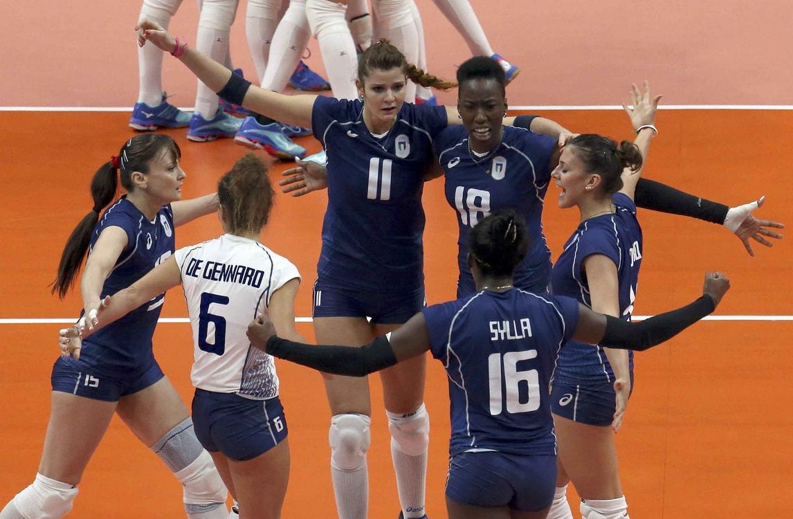 Volley: La Nazionale Femminile a Milano per l'ultimo stage
