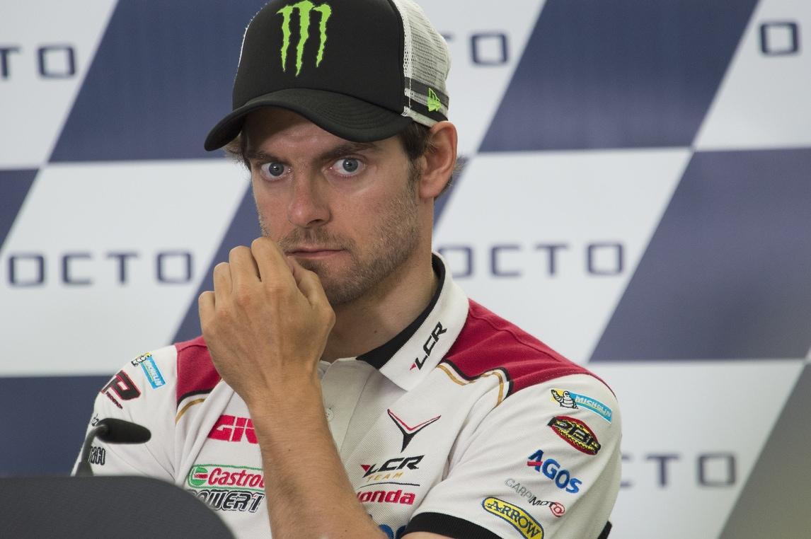 MotoGp LCR Honda, Crutchlow: «Felicissimo per la pole»