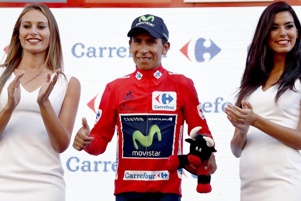 Vuelta, a Gesink la 14esima tappa, Quintana rimane leader