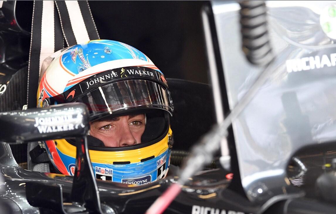 F1 McLaren, Alonso: «Ho fame di vittorie»