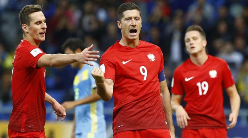 Qualificazioni Russia 2018: Germania facile, Inghilterra allo scadere e Polonia rimontata di due gol