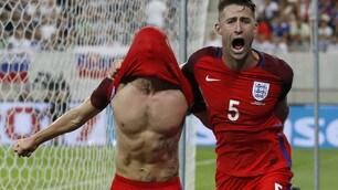 Russia 2018: l'Inghilterra vince allo scadere, la Polonia rimontata di due gol