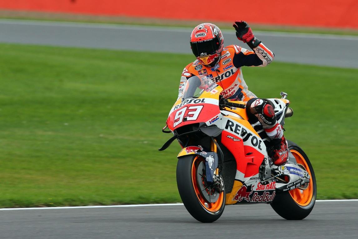 MotoGp Honda, Marquez: «Scelta sbagliata per le gomme»