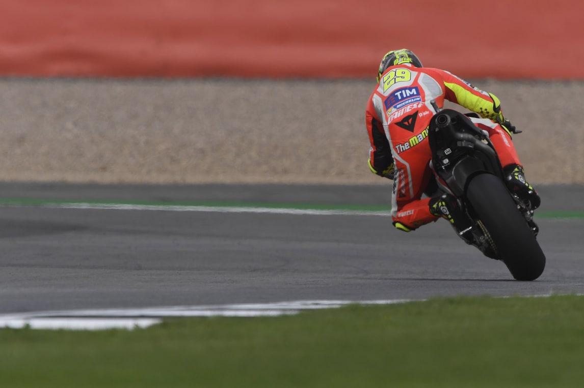 MotoGp Ducati, Iannone: «Eravamo da podio»