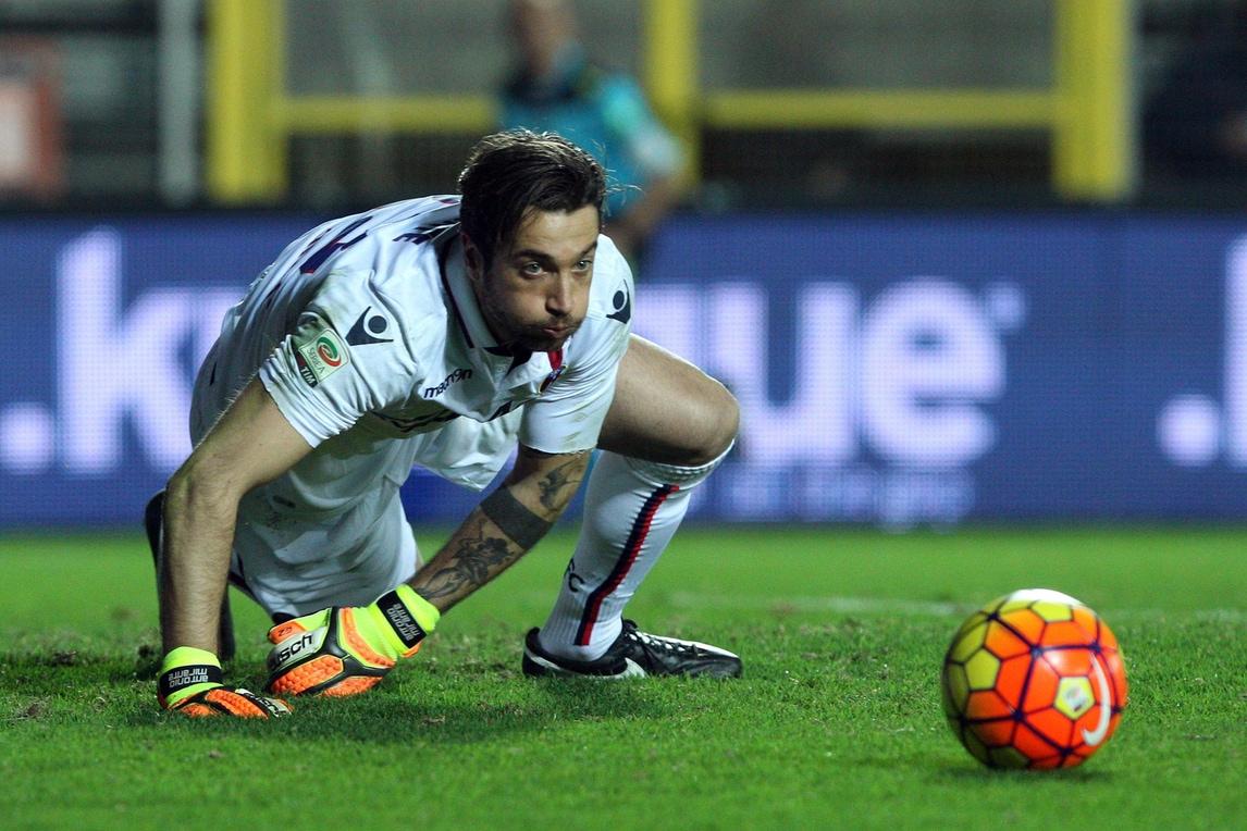 Serie A Bologna, in attesa di Mirante è pronto Da Costa