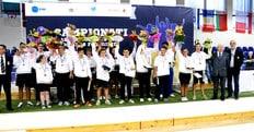 Tricolori juniores raffa, battesimo per le nuove specialità