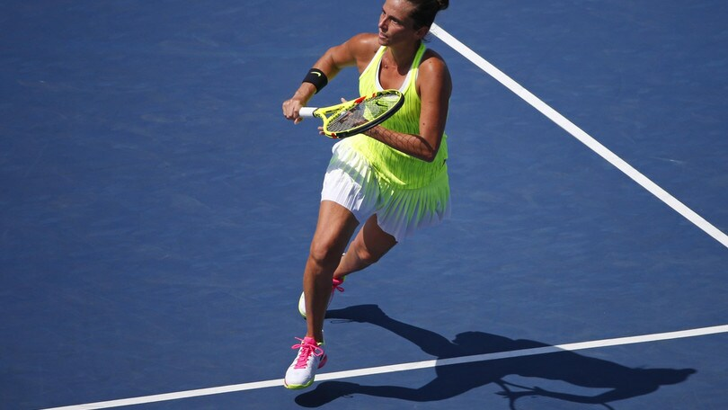 Tennis, Us Open: Vinci, a 5,50 l'impresa semifinale