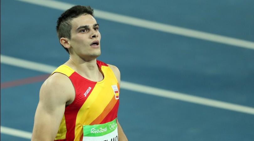 Incidente stradale, lo sprinter Hortelano ha rischiato l'amputazione della mano
