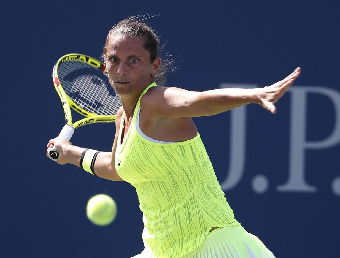 Us Open, Roberta Vinci: «La Kerber? Non è facile battermi»