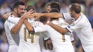 Israele-Italia 1-3: tris azzurro con Pellè, Candreva e Immobile