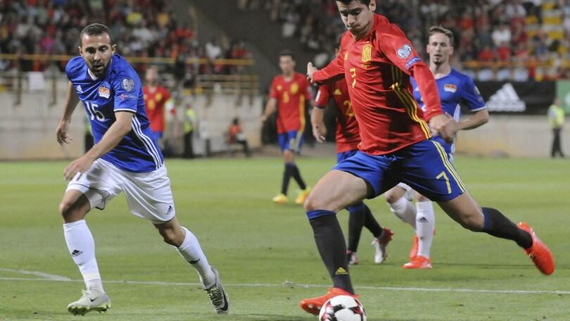 Russia 2018, qualificazioni: ottovolante Spagna, pari per Serbia e Croazia