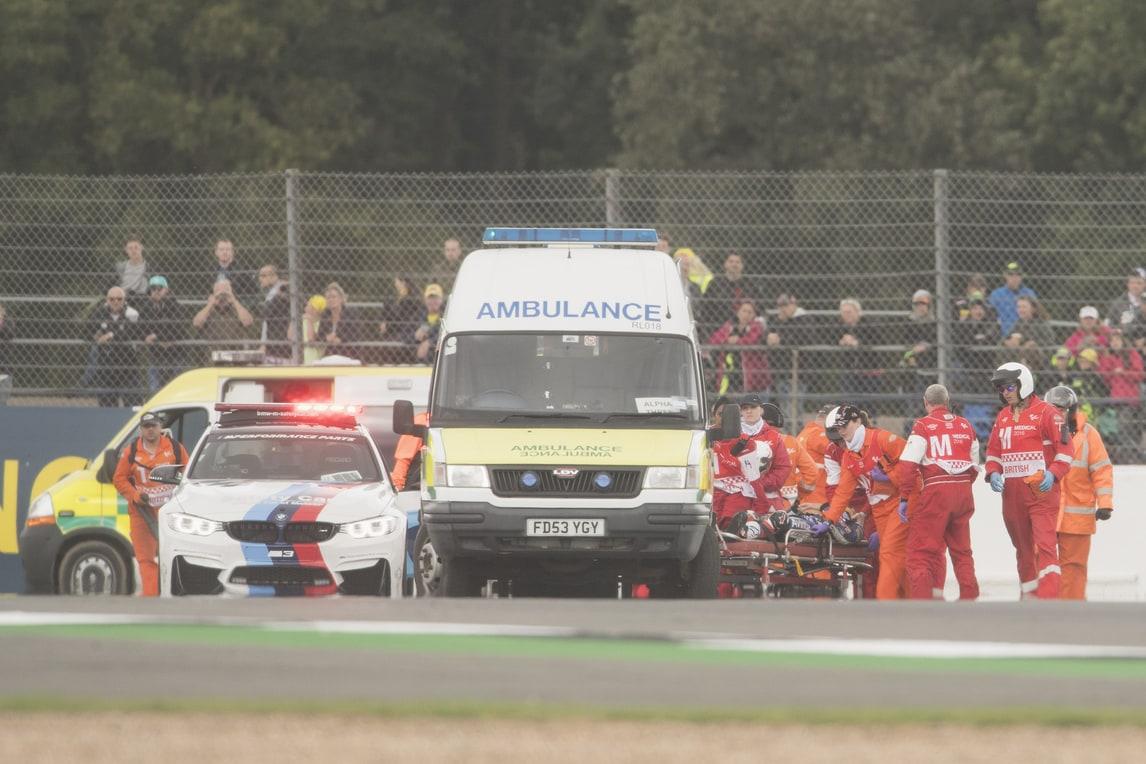 MotoGp Silverstone, Espargarò e Baz stanno bene